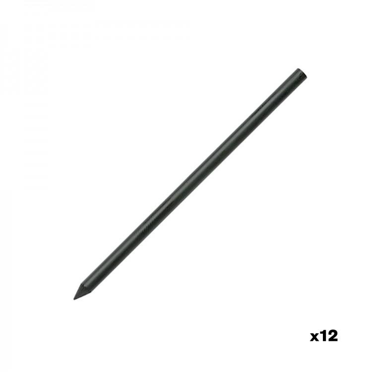 Koh-I-Noor : Coloured Lead Refill : 2mm : Pack of 12 : Black