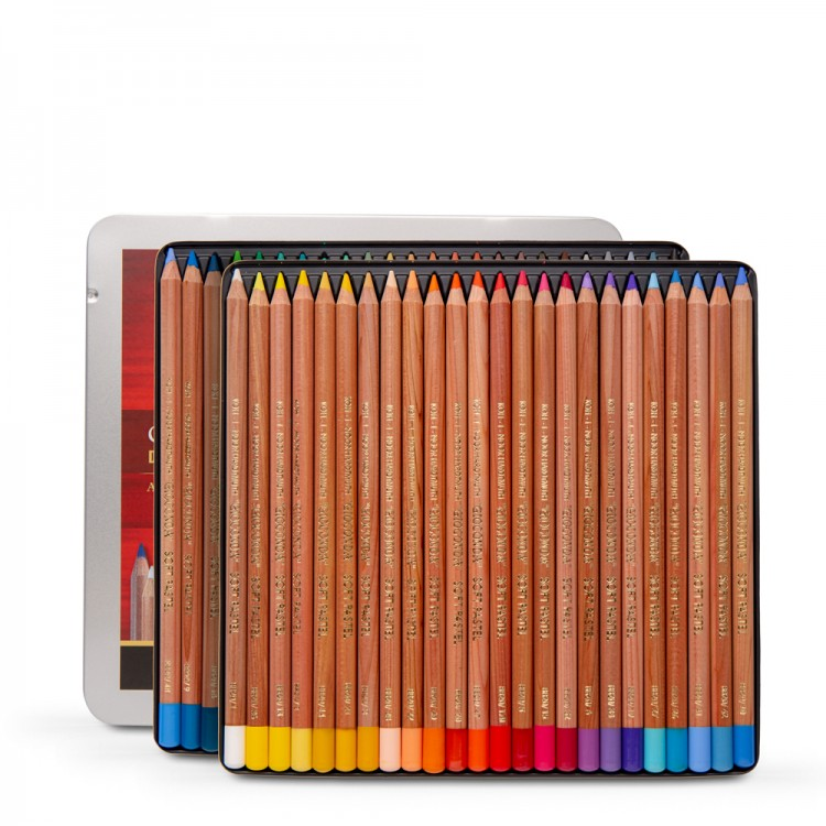 Koh-I-Noor : Gioconda 8829 : Soft Artist Pastel Pencils : Set of 48