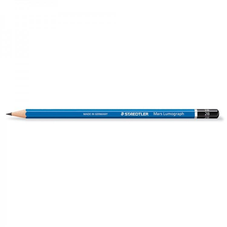 Staedtler : Lumograph Pencil : 2B
