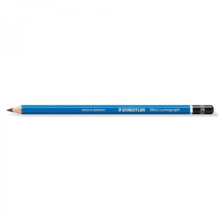 Staedtler : Lumograph Pencil : 3B