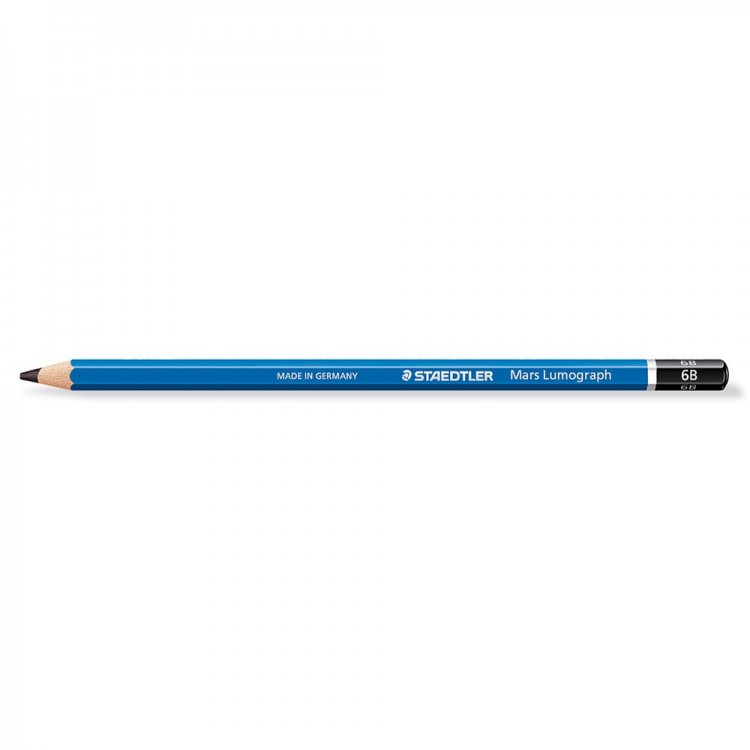 Staedtler : Lumograph Pencil : 6B