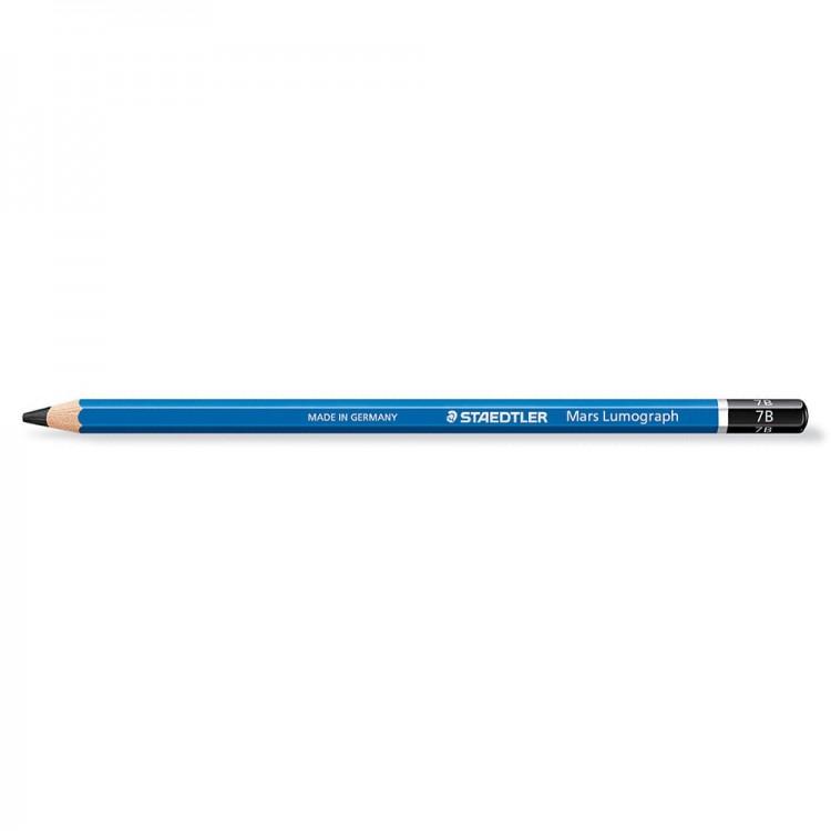 Staedtler : Lumograph Pencil : 7B