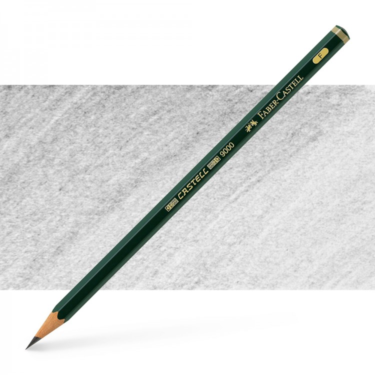 Faber Castell : Series 9000 Pencil : F