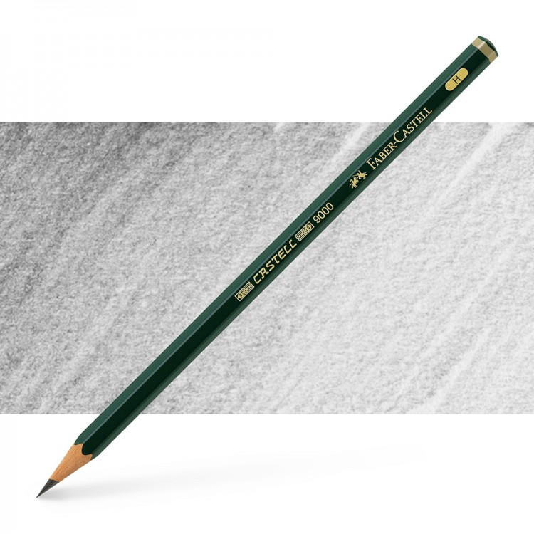 Faber Castell : Series 9000 Pencil : H