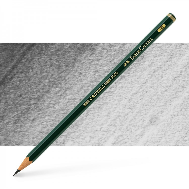 Faber Castell : Series 9000 Pencil : HB