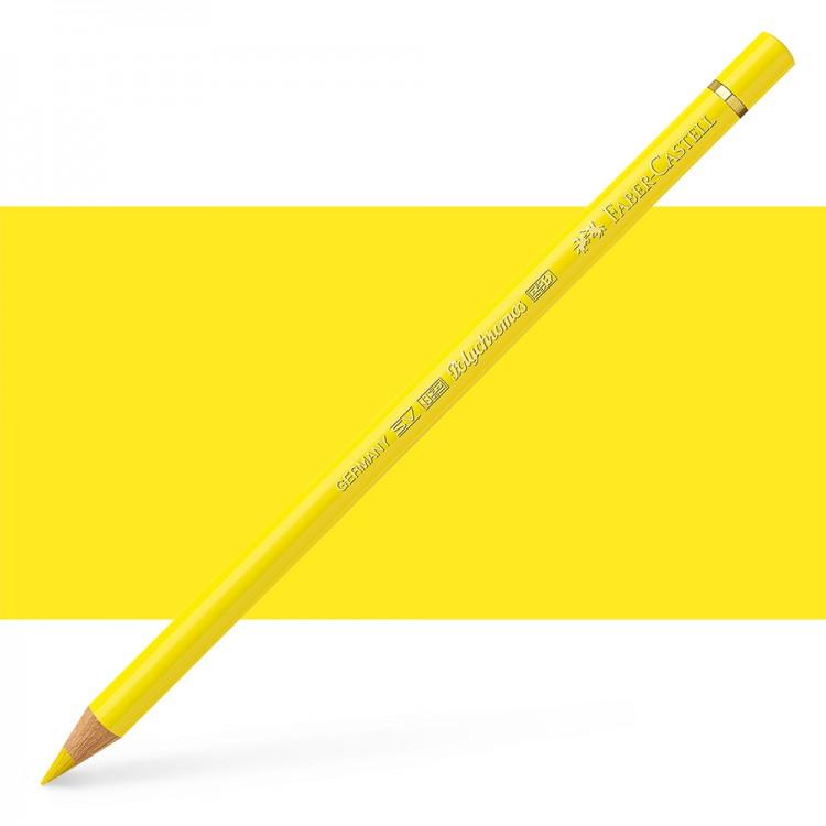 Faber Castell : Polychromos Pencil : Light Cadmium Yellow