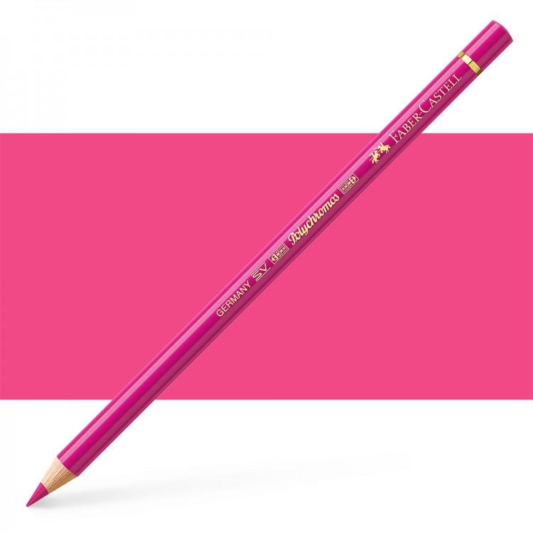Faber Castell : Polychromos Pencil : Fuchsia