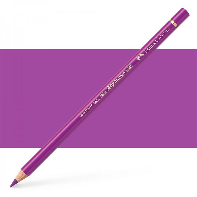 Faber Castell : Polychromos Pencil : Crimson
