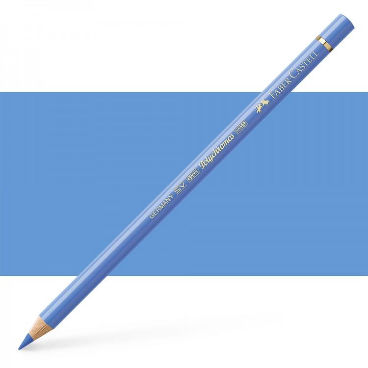 Faber Castell : Polychromos Pencil : Light Ultramarine