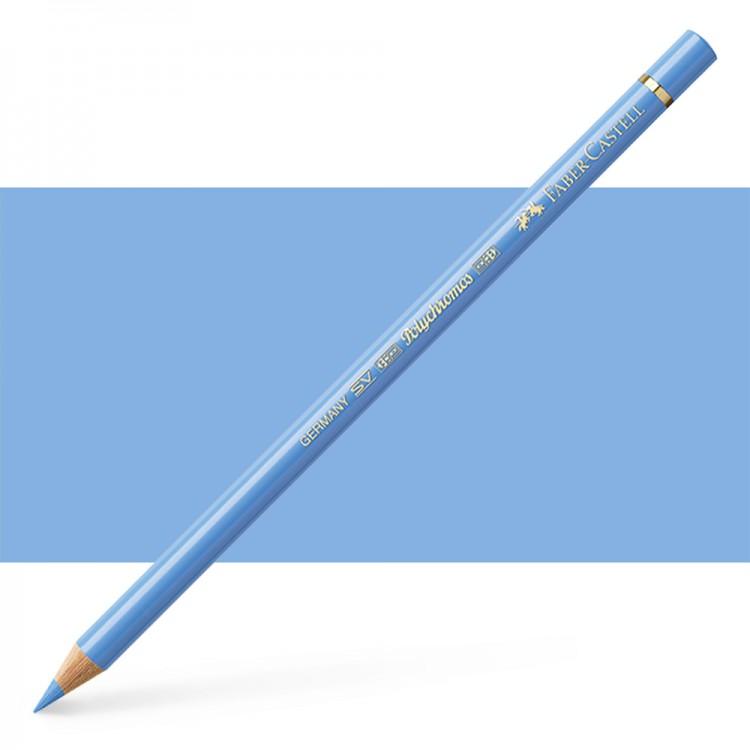 Faber Castell : Polychromos Pencil : Sky Blue
