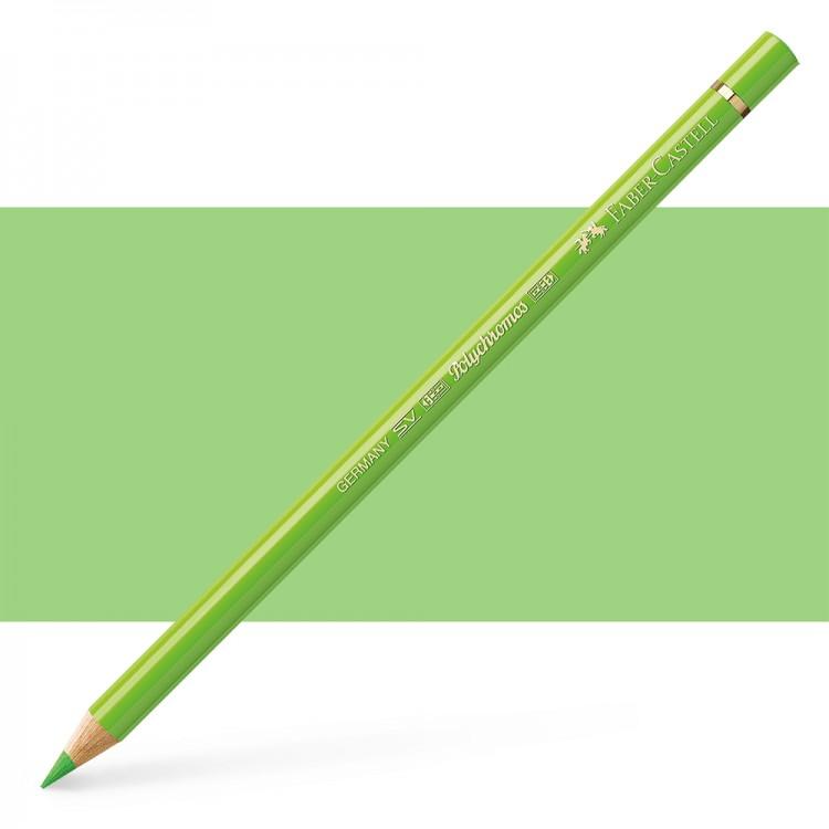 Faber Castell : Polychromos Pencil : Light Green