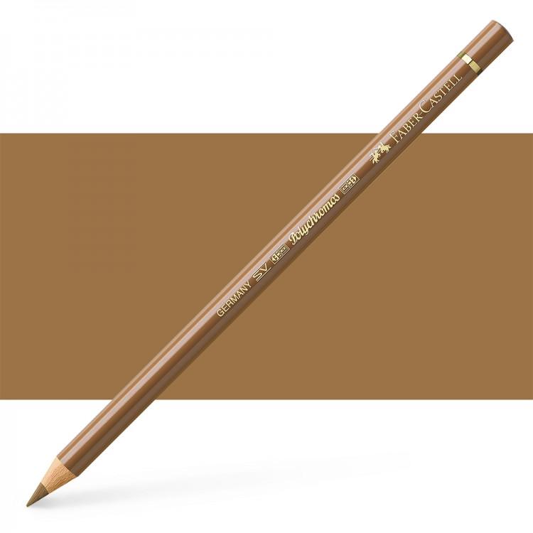 Faber Castell : Polychromos Pencil : Raw Umber
