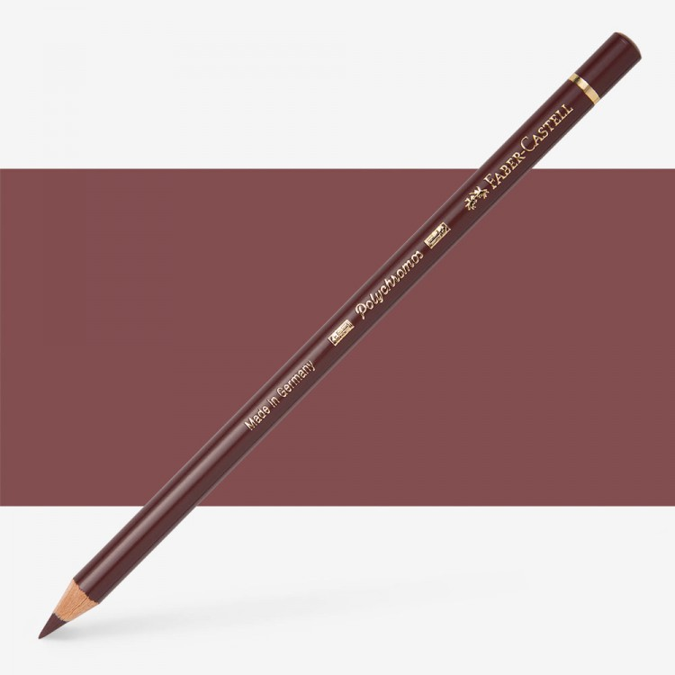 Faber Castell : Polychromos Pencil : Caput Mortum Violet