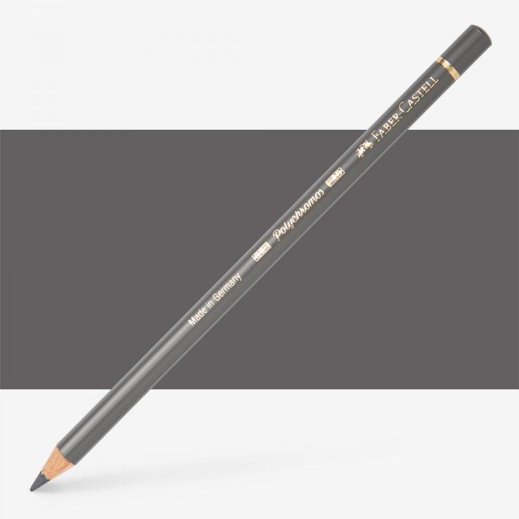 Faber Castell : Polychromos Pencil : Warm Grey V