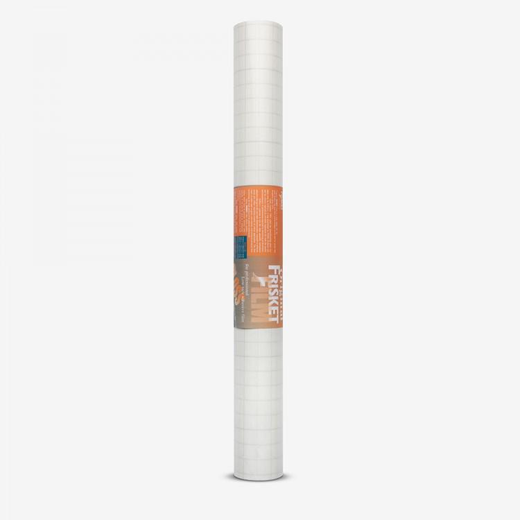 Frisket : Masking Film : Roll : 63.5x914cm : Gloss