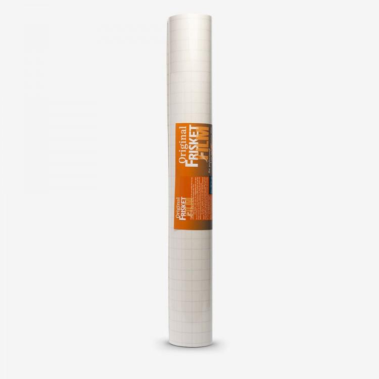 Frisket : Masking Film : Roll : 63.5x2286cm : Gloss