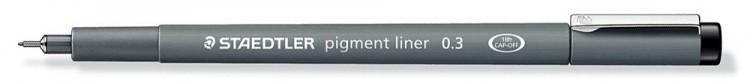 Staedtler : 0.3 Pigment Liner Pen