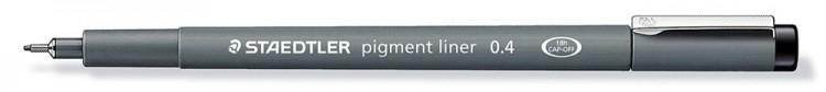 Staedtler : 0.4 Pigment Liner Pen