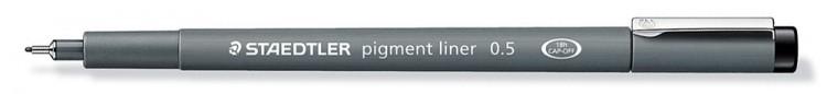 Staedtler : 0.5 Pigment Liner Pen