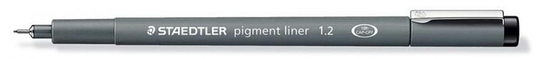 Staedtler : Pigment Liner Pen : 1.2mm