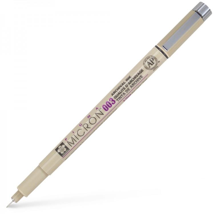 Sakura : Pigma : Micron Pen 003 : Sepia : 0.15mm