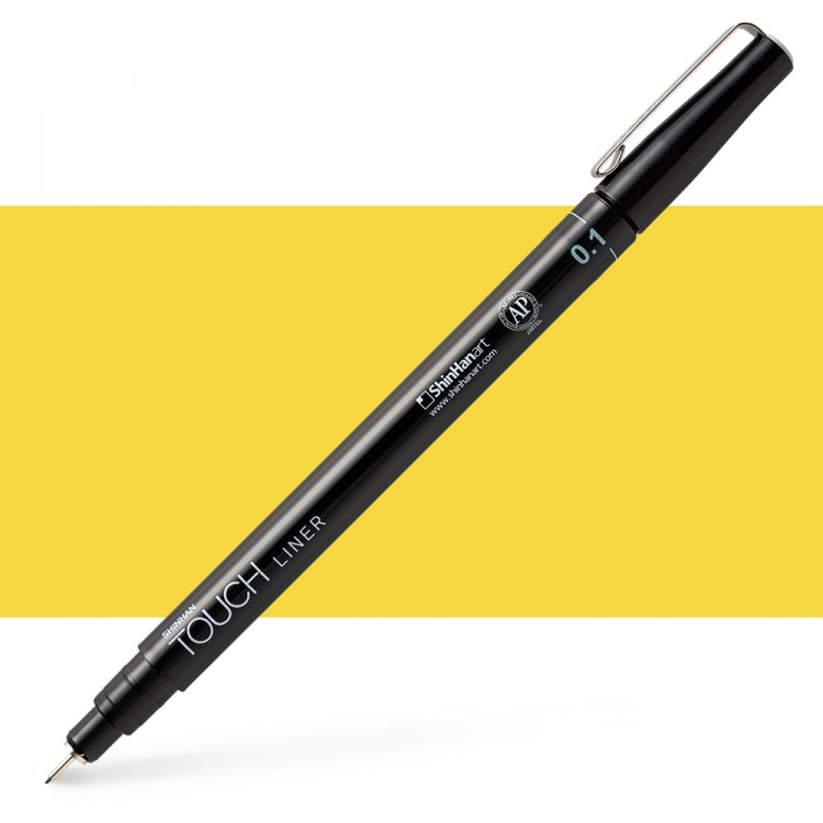 ShinHan : Touch Liner : 0.1mm : Yellow