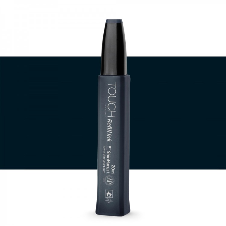 ShinHan : Touch Twin Marker Refill : 20ml : Black 120