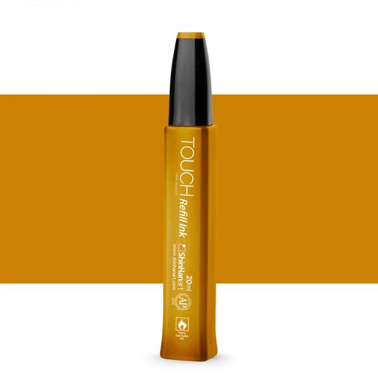 ShinHan : Touch Twin Marker Refill : 20ml : Yellow Ochre BR101