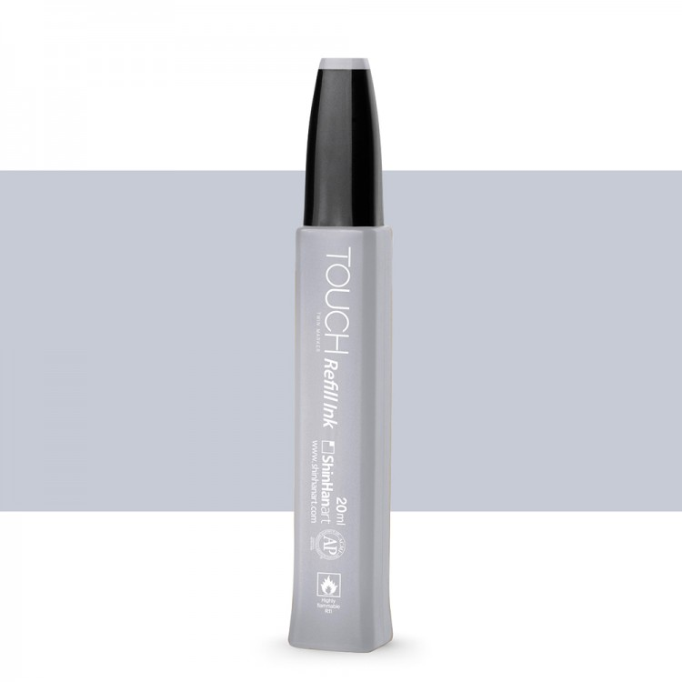 Shin Han : Touch Twin Marker Refill : 20ml : Cool Grey CG2