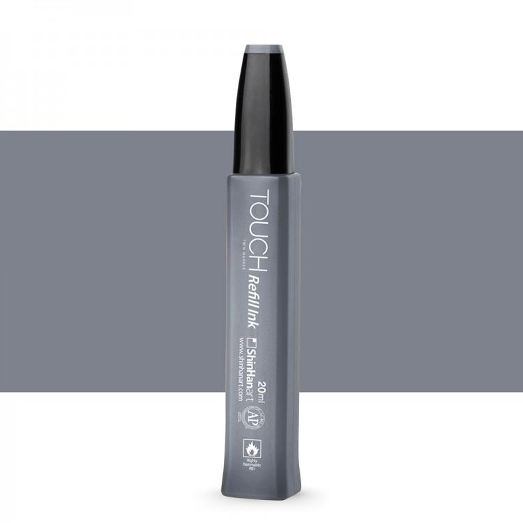 ShinHan : Touch Twin Marker Refill : 20ml : Cool Grey CG6