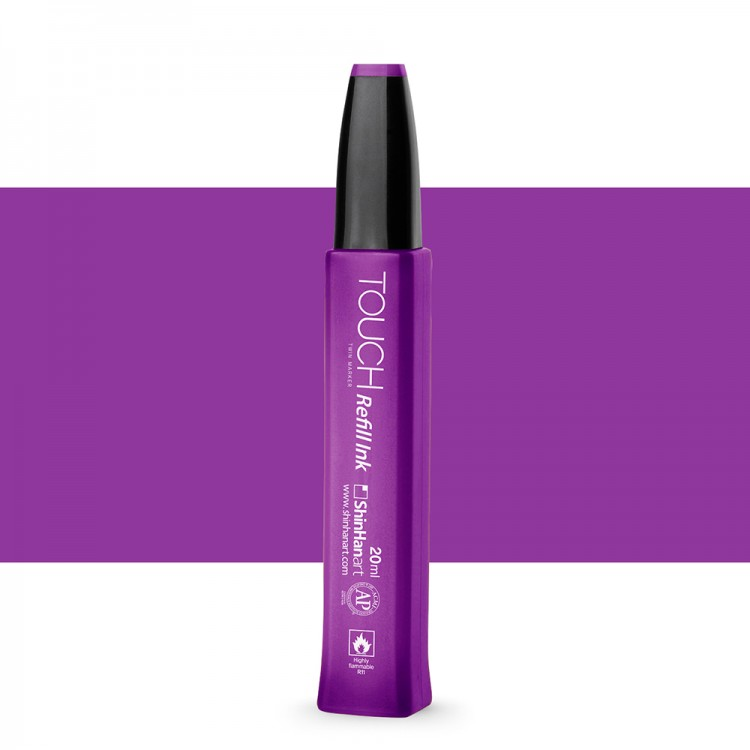 ShinHan : Touch Twin Marker Refill : 20ml : Light Violet P82