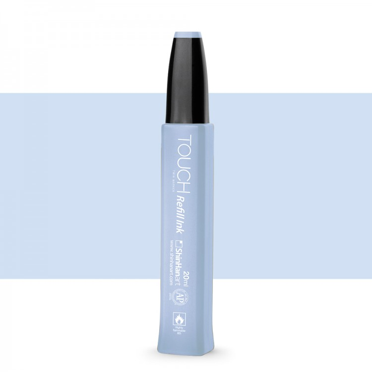 ShinHan : Touch Twin Marker Refill : 20ml : Pale Baby Blue PB144
