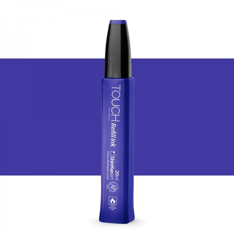 Shin Han : Touch Twin Marker Refill : 20ml : Ultramarine PB73