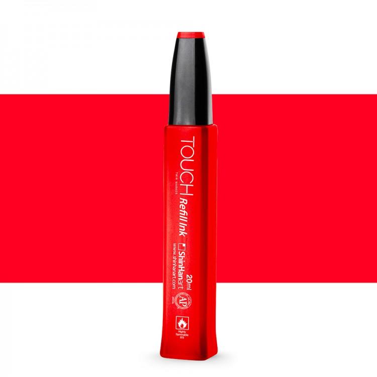 ShinHan : Twin Touch Marker Refill : 20ml : Carmine R11