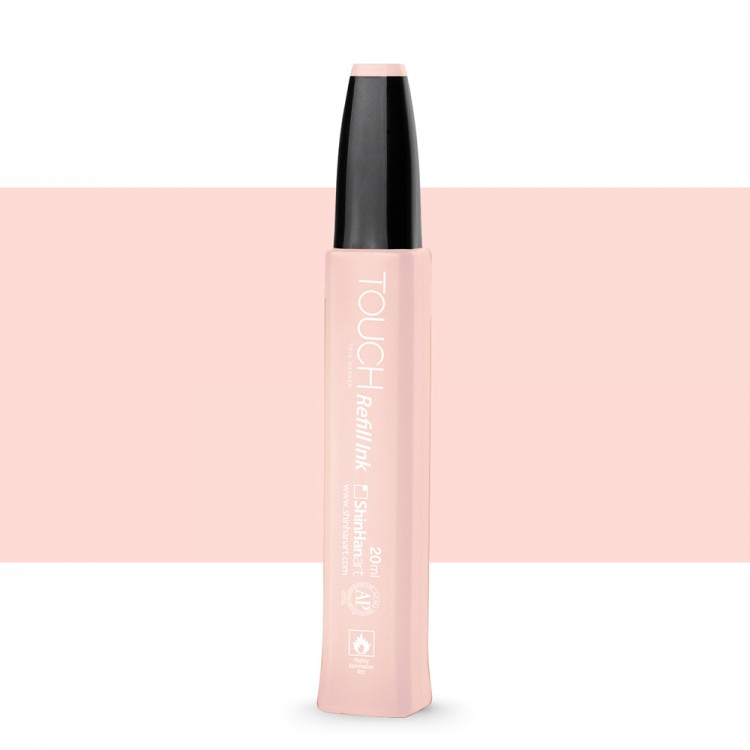 ShinHan : Twin Touch Marker Refill : 20ml : Pale Cherry Pink R135