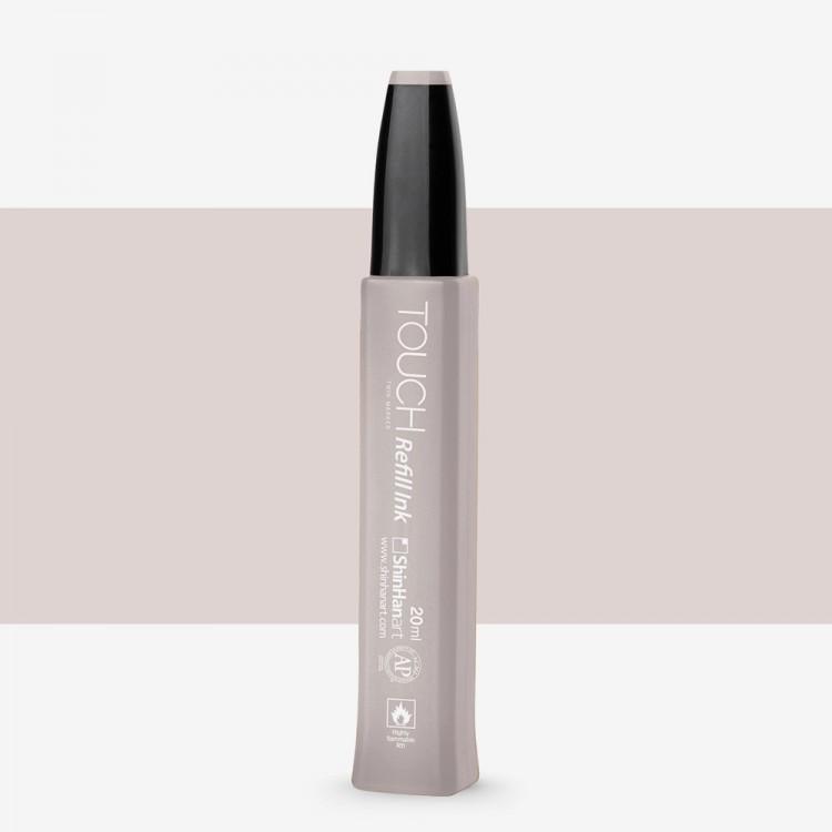 ShinHan : Touch Twin Marker Refill : 20ml : Warm Grey WG1