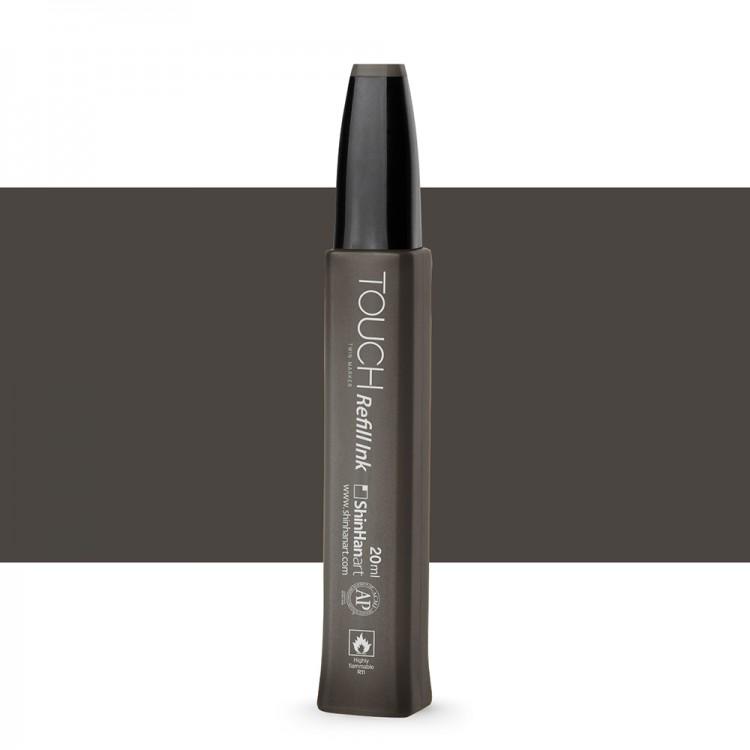 ShinHan : Touch Twin Marker Refill : 20ml : Warm Grey WG9