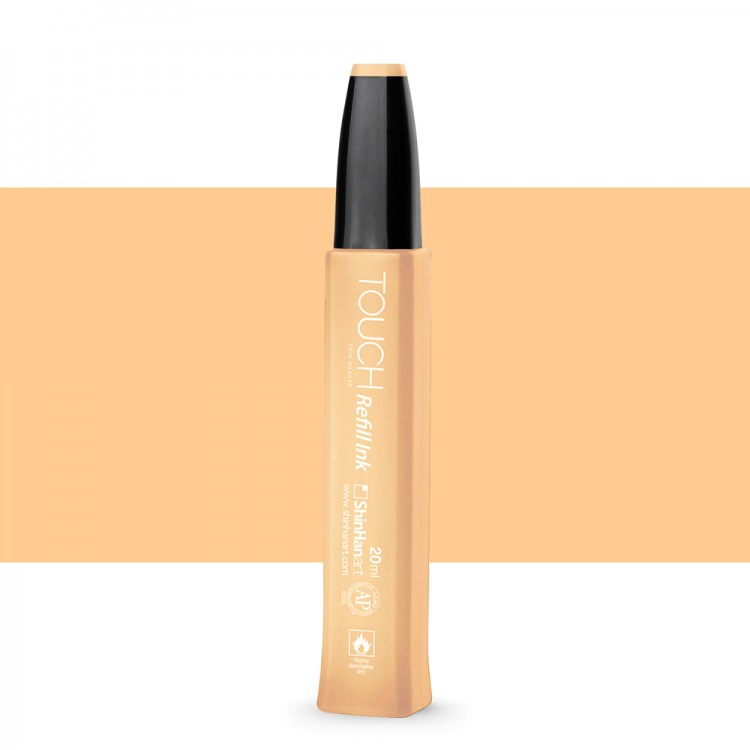 ShinHan : Twin Touch Marker Refill : 20ml : Buttercup Yellow Y141
