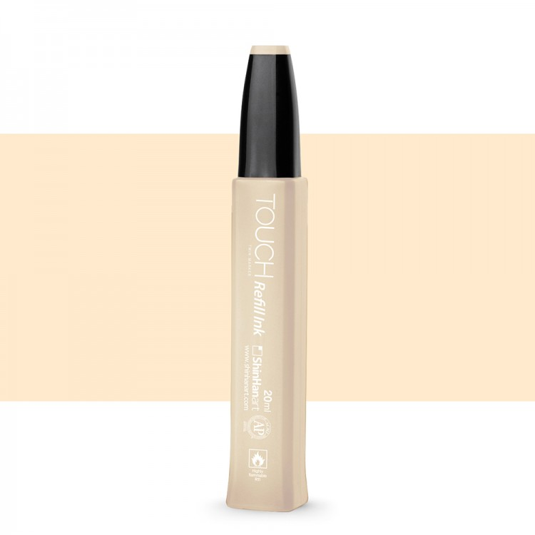 ShinHan : Touch Twin Marker Refill : 20ml : Baby Skin Pink YR133