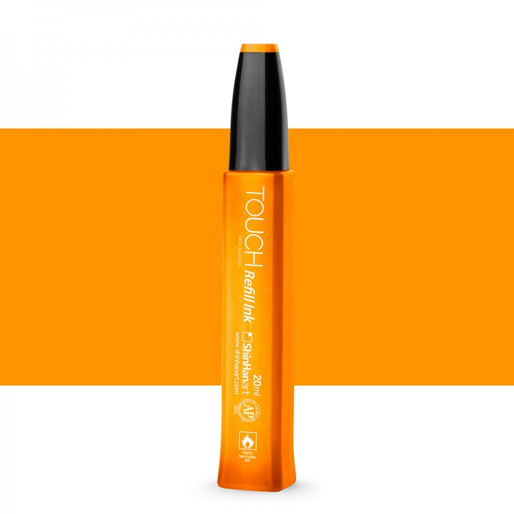 ShinHan : Touch Twin Marker Refill : 20ml : Marigold YR24
