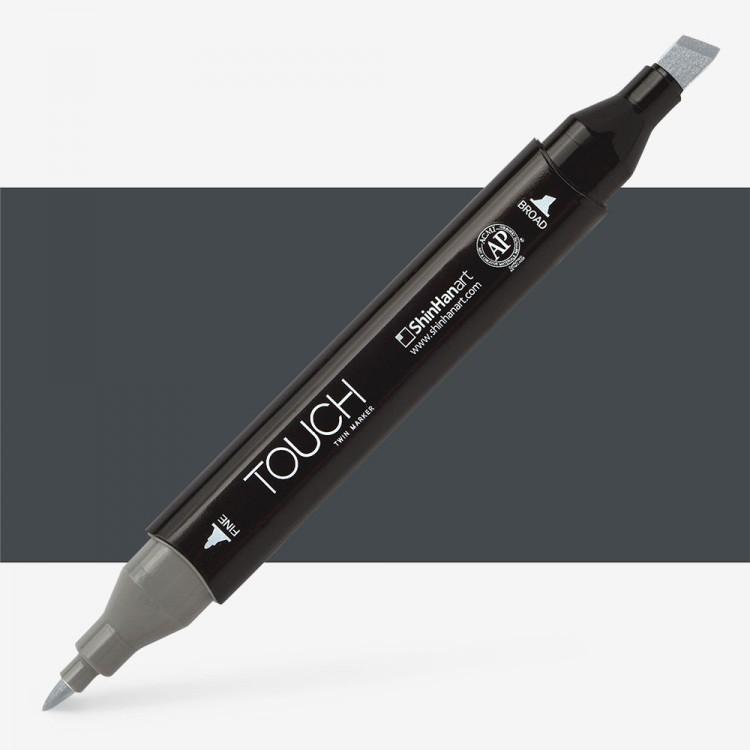 Shin Han : Touch Twin Marker Pen : Cool Grey : CG9