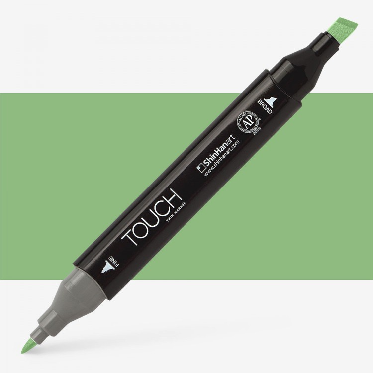 Shin Han : Touch Twin Marker Pen : Cobalt Green Pale : G242