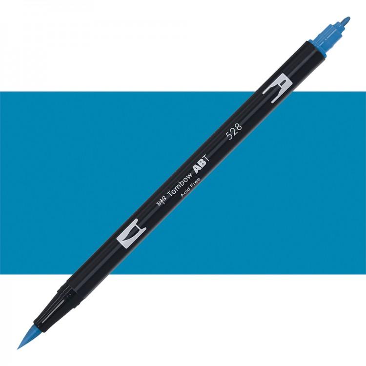 Tombow : Dual Tip Blendable Brush Pen : Navy Blue