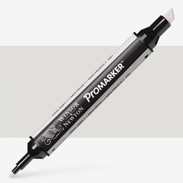 Winsor & Newton : ProMarker : Cool Grey 1 CG01