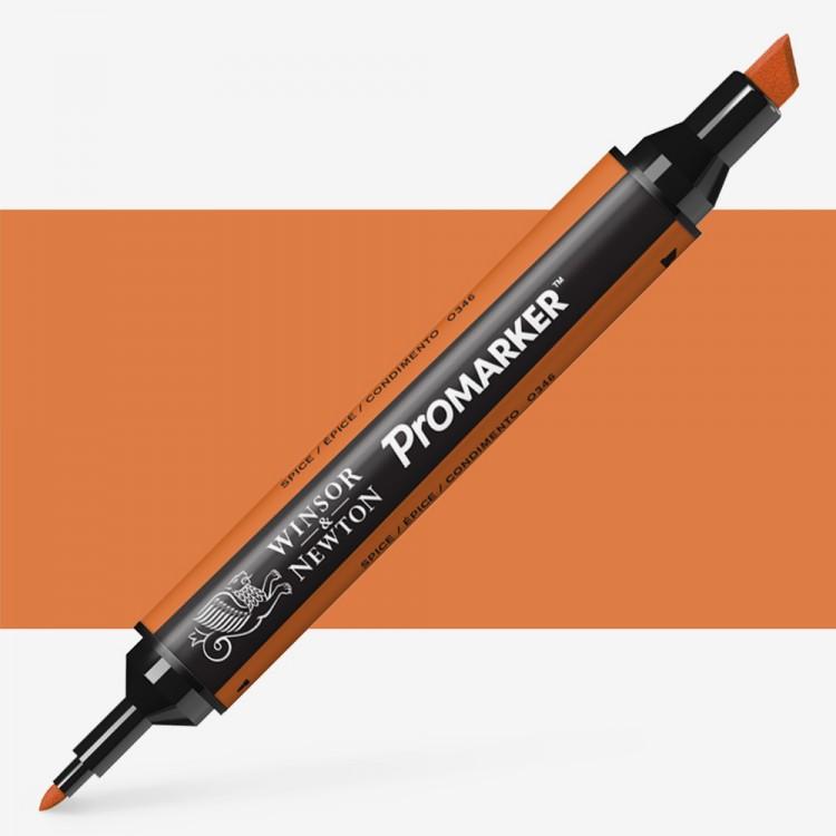 Winsor & Newton : ProMarker : Spice O346