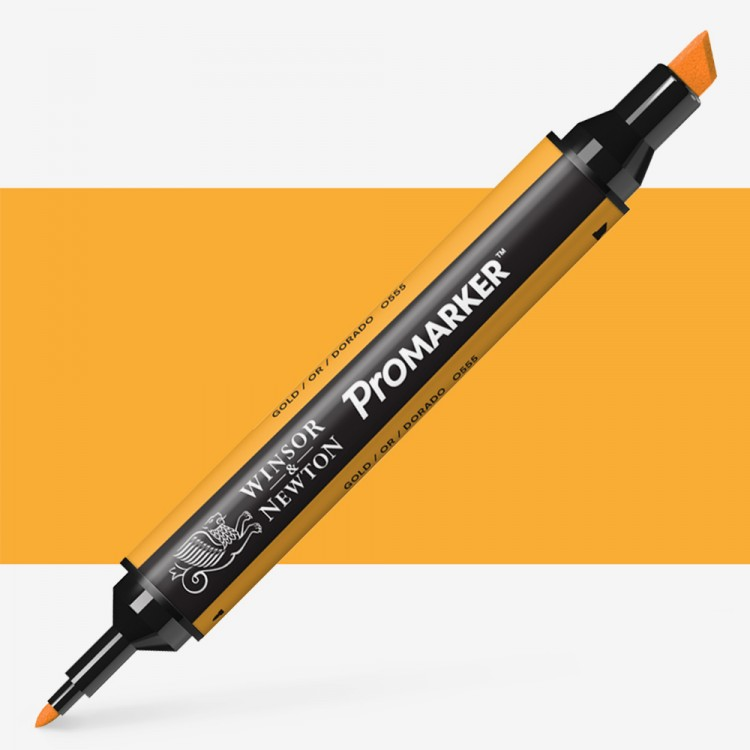 Winsor & Newton : ProMarker : Gold O555