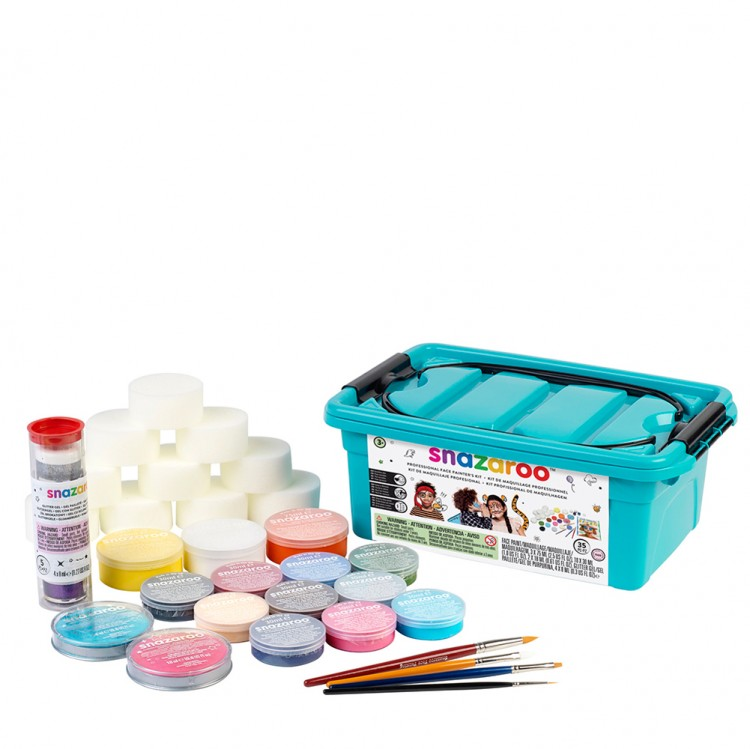 Snazaroo Face Paints Professional Kits Professional Face Painters Kit