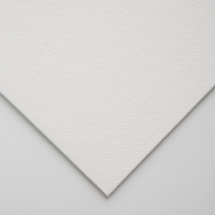 Loxley : Cotton Canvas Board 10x14in canvas wrapped around compressed card