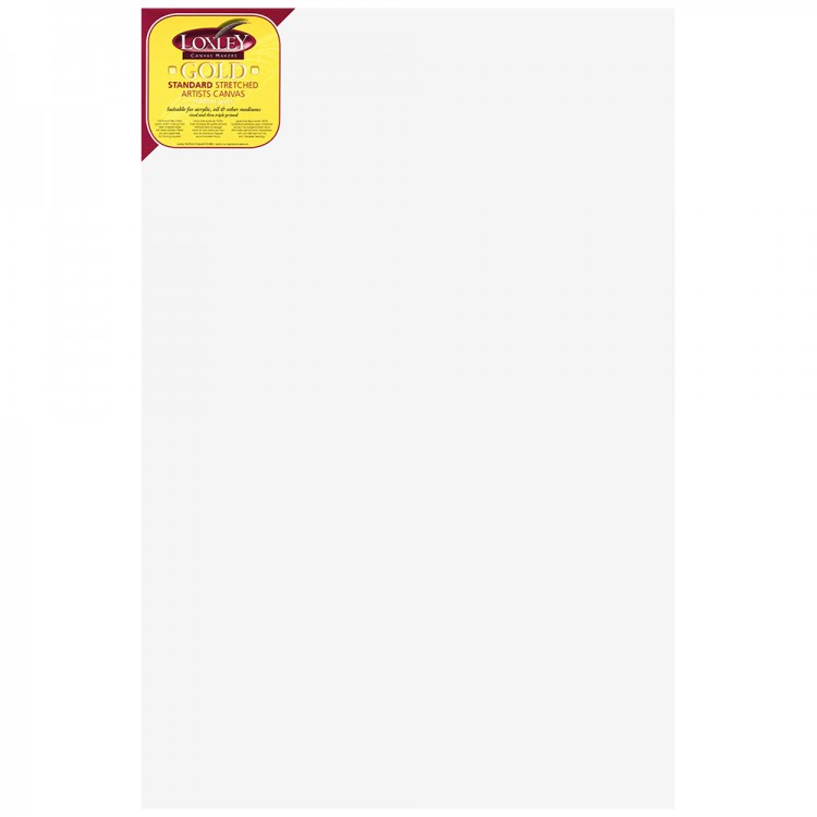 Loxley : 16mm Standard Bar Stretched Canvas : With Curved Corners : 20inx30in