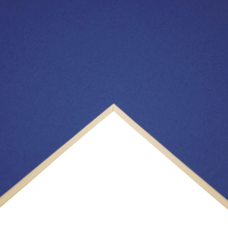 Daler Rowney : Studland Mountboard : A1 : 23x33in : Hussar Blue : 1029